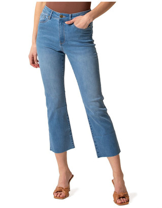 Forever New Camilla Mid Rise Bootcut Jeans
