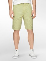 Calvin Klein Classic Fit Solid Shorts