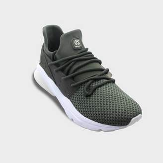 Champion Women's Storm Knit Athletic Sneakers Olive