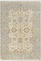 Ecarpetgallery eCarpet Gallery 189069 Royal Ushak Cream Traditional Rug