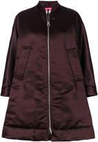 Santoni Edited by Marco Zanini A-line bomber coat