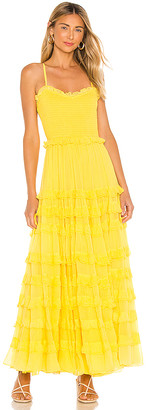 Majorelle Mimi Maxi Dress