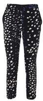 Liu Jo Women's Multicolor Polyester Pants.