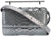 M2Malletier handle clutch bag - women - Leather - One Size