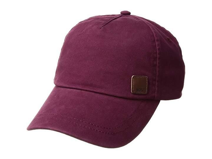 12b8398d636f5 Baseball Cap Leather Brim - ShopStyle