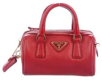 af886e11d98d Red Prada Saffiano Bag - ShopStyle