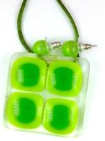 Maku Color Block Necklace