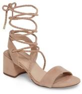 Topshop Women's Nevada Braided Wraparound Sandal