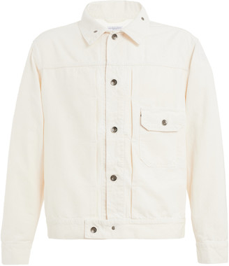 Engineered Garments Cotton Denim Trucker Jacket