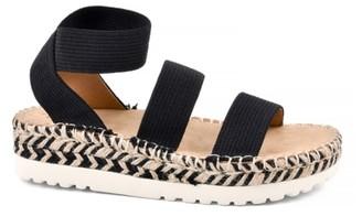 White Mountain Kolton Espadrille Wedge Sandal