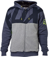 Fox Pewter Kaos Zip-Up Fleece Jacket