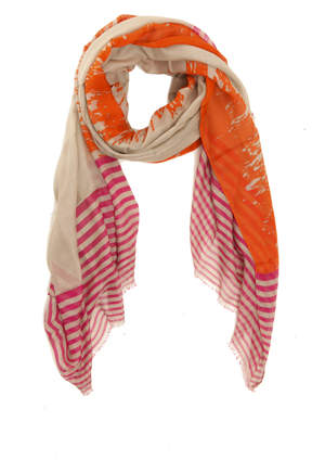 Yigal Azrouel Abstract Scarf