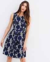 Forcast Paige A-Line Dress