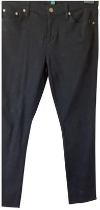 Lauren Ralph Lauren Black Denim - Jeans Jeans for Women