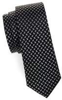 Lauren Ralph Lauren Boy's Neat Silk Tie