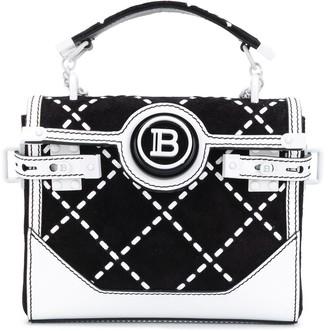 Balmain B-Buzz 18 backpack