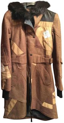 Christopher Raeburn \N Camel Coat for Women