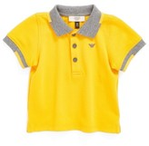 Armani Junior Infant Boy's Pique Polo