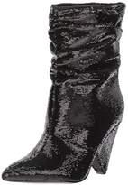 GUESS Women's Nakittan Mid Calf Boot,9.5 Medium US