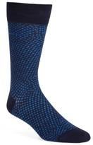BOSS Men's Rs Design Gradient Microdot Socks