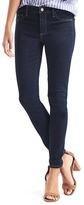 Gap Mid rise brushed back legging jeans