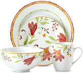 Oneida Italian Cypress 16-pc. Floral Dinnerware Set