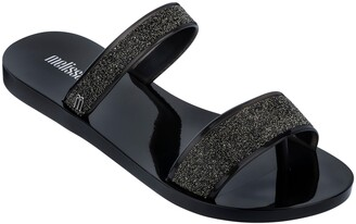 Melissa Love Lip Sparkle AD Slide Sandal