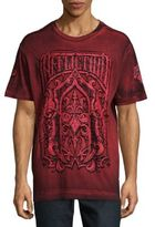 Affliction Algorithym Cotton Tee