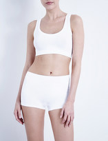 Hanro Touch Feeling crop top