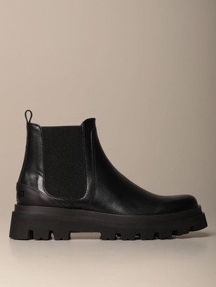 Sergio Rossi Boots Leather Ankle Boot