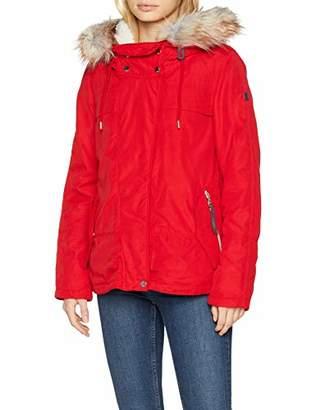 S'Oliver Q/S designed by Women's 46.810.51.4878 Jacket, (Dark Blue 5955), M