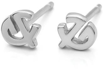 Cvlcha Stud Earrings - Silver