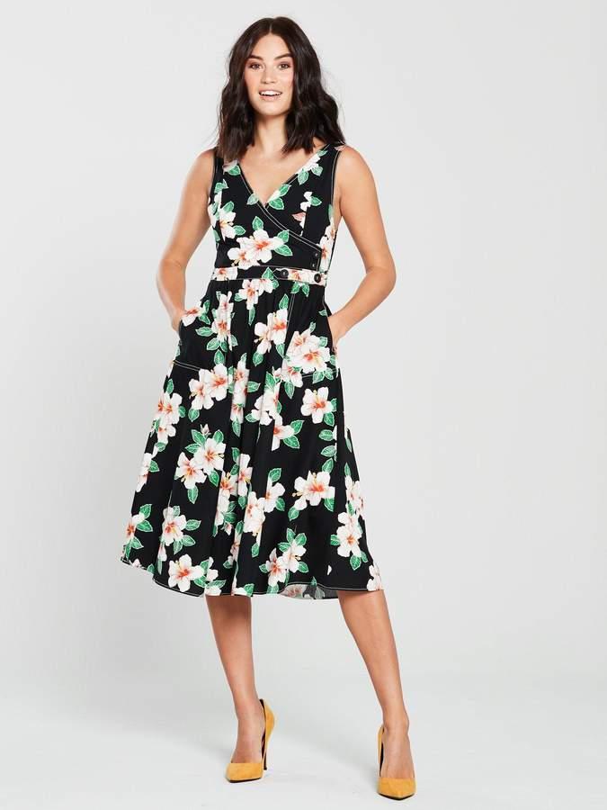 a8902ba74a4ca Mango Wrap Dress - ShopStyle UK