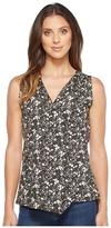 MICHAEL Michael Kors Brooks Wrap V-Neck Top Women's Clothing