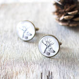 JuJu Treasures Deer Cufflinks
