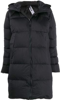 Mammut hooded padded coat