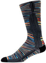 Sof Sole 360 Digital Design Crew Socks