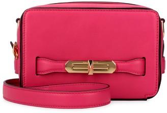 Alexander McQueen The Myth Leather Crossbody Bag