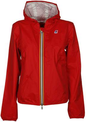 K-Way K Way Zipped Jacket