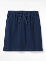 White Stuff Sally Jersey Mini Skirt
