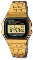 Casio Vintage Digital A159 Watch, 36.8mm × 33.2mm