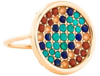 ginette_ny 18K Multistone Wise Cocktail Ring