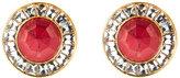 Lele Sadoughi Token Stud Earrings