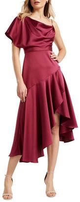 Forever New Arianna One Shoulder Dress