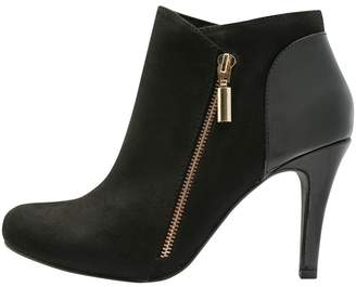 M&Co Amigo patent side zip ankle boot