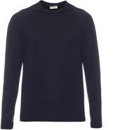 Balenciaga Double-faced jersey sweatshirt