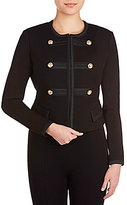 Peter Nygard Luxe Military Jacket