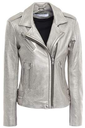 IRO Han Leather Biker Jacket
