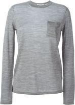 Alexander Wang patch pocket sweater