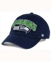 '47 Seattle Seahawks Altoona Clean Up Cap